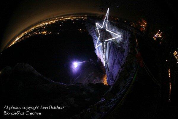 Enchanted Garden of Lights, Rock City