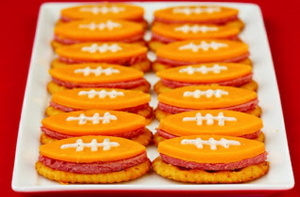 Football Crackers