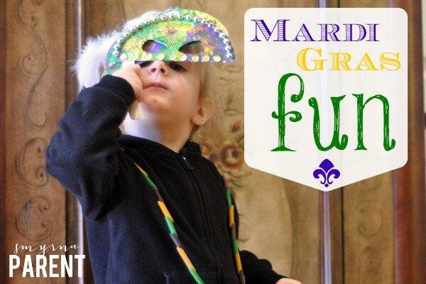 Mardi Gras fun