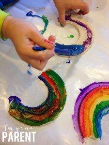 Painting Rainbow