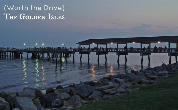 The Golden Isles