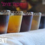 Easter Egg Dye Test