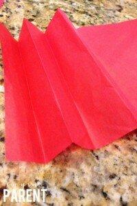 Tissue Paper Flower Phase 2