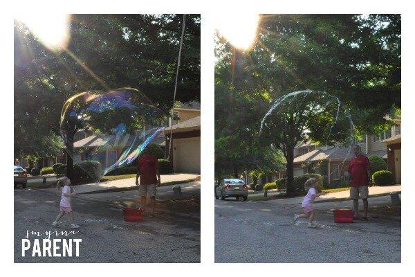 Bursting My Bubble