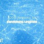 5200 Reasons for Swimming Lessons
