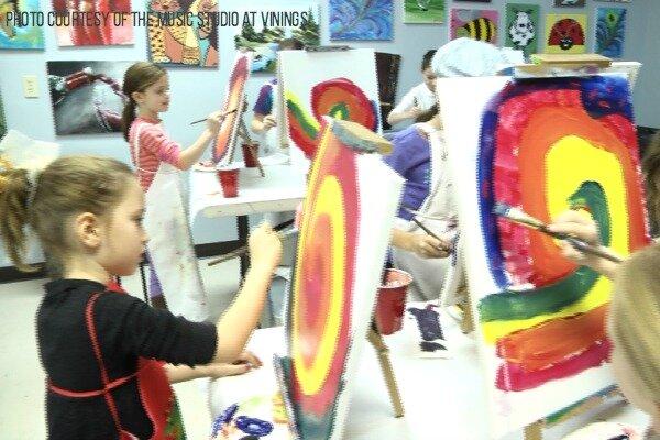 TMS Art ClassWM