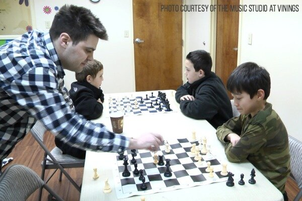 TMS Chess ClassWM