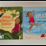 Book Review: Anna Hibiscus books by Atinuke for kids 3-7