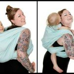 Adventures in Babywearing