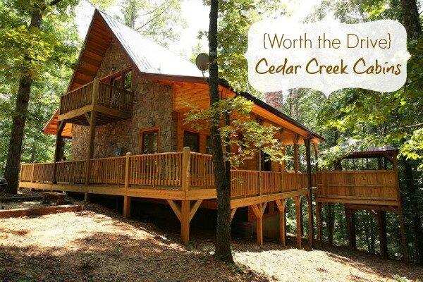 Cedar Creek Cabins