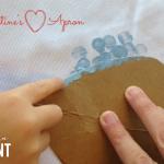 Valentine's Day Heart Apron Craft