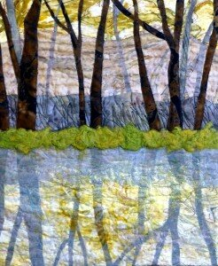 Judy Alexander, Reflections in the Marsh