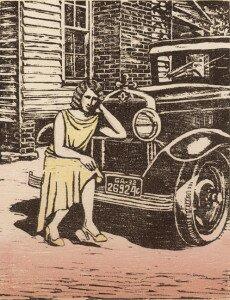 Joyce Gibson, 1932