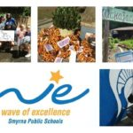 {In the Community} Wave of Excellence