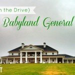 {Worth the Drive} BabyLand General