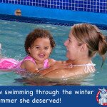 Swim Revolution — How swimming through the winter gave this mom the summer she deserved!