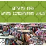 Smyrna Area Spring Consignment Sales