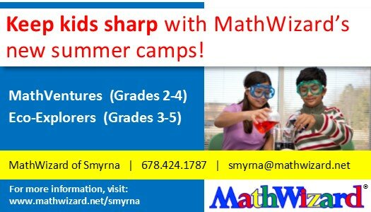 Smyrna Business Card Summer Camp Ad (2)