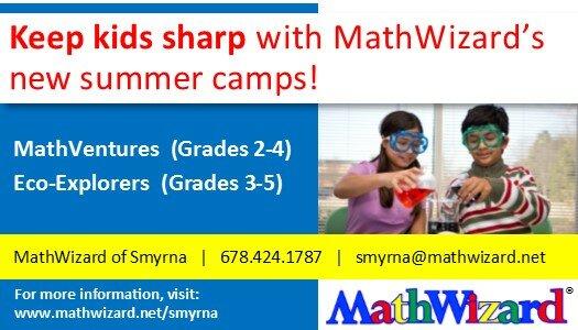 Smyrna Business Card Summer Camp Ad (2)